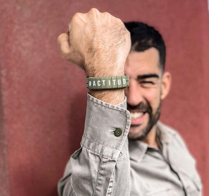 Customisable bracelets HASHTAG BRACELETS