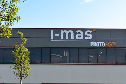 I-MAS fachada edificio