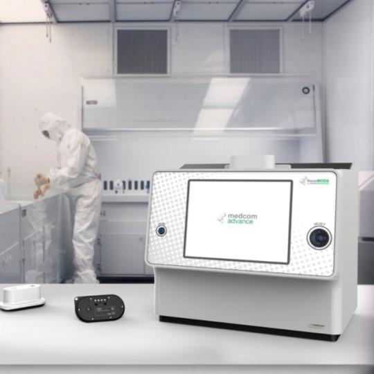 Medcom Advance - Analizador de Substancias