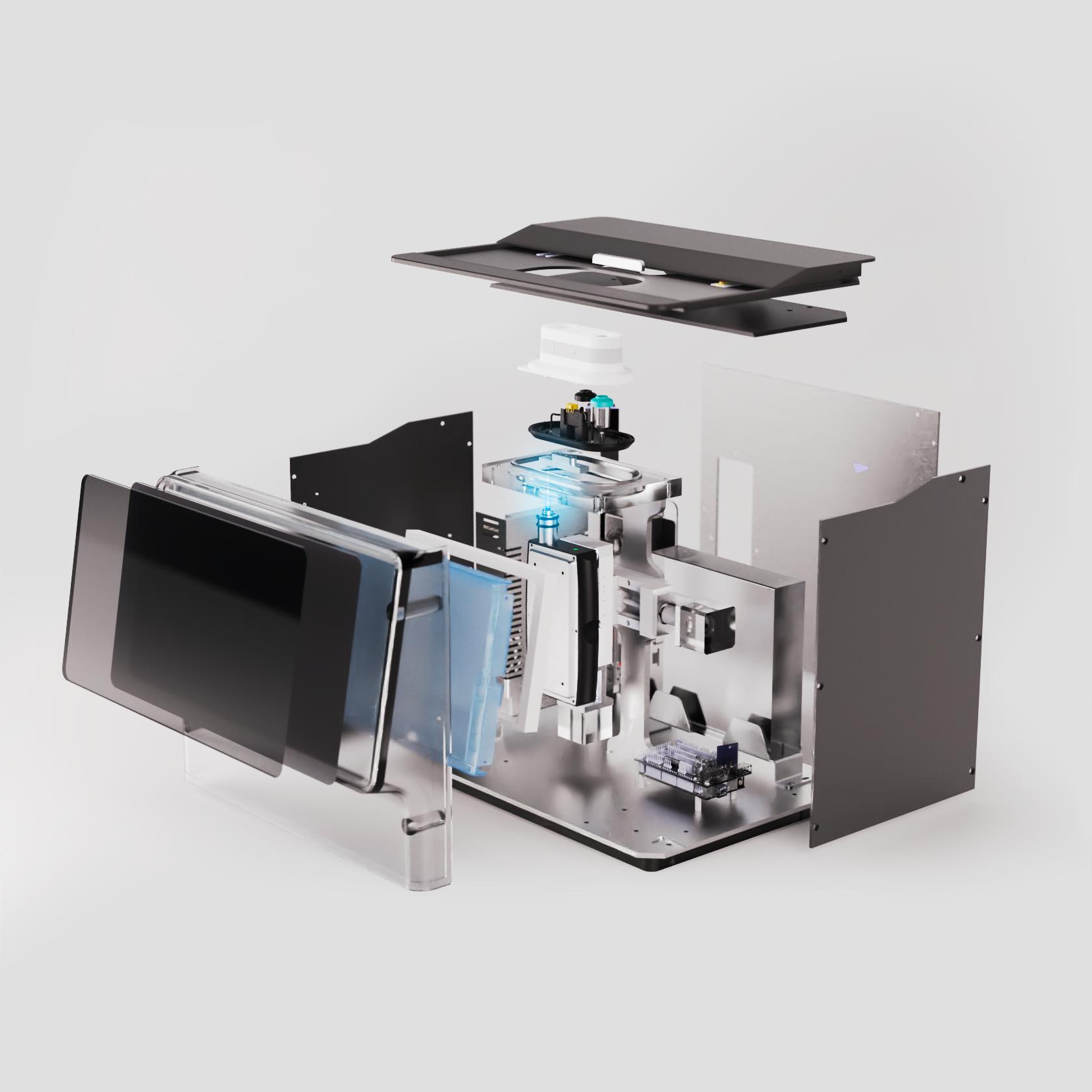 Medcom Advance - Analyseur de substances
